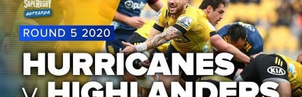 Super Rugby Aotearoa Rd 5 Highlights | Hurricanes v Highlanders