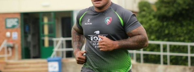 Nemani Nadolo arrives at Leicester Tigers