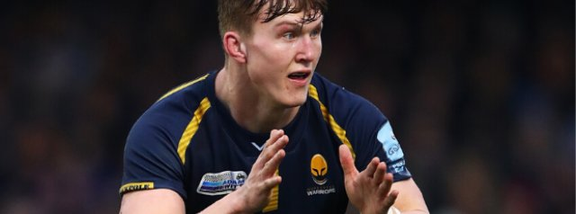 Ted Hill appointed as Worcester Warriors' youngest-ever club captain