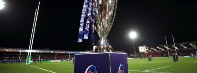 Champions and Challenge Cup quarter-finals kick-off times altered