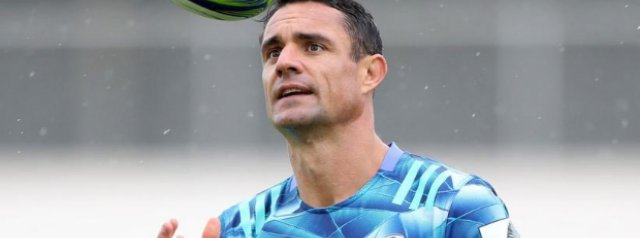 Dan Carter's stint with Blues may end without an appearance