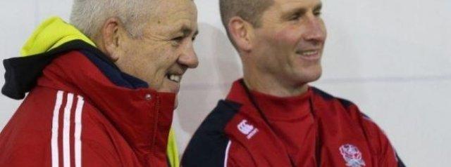 Stuart Lancaster could have British & Irish Lions role