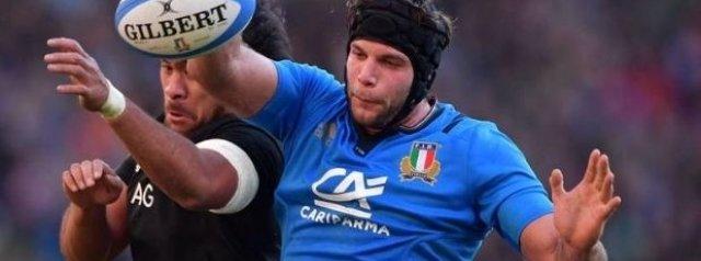 Newcastle Falcons sign Italian lock Marco Fuser