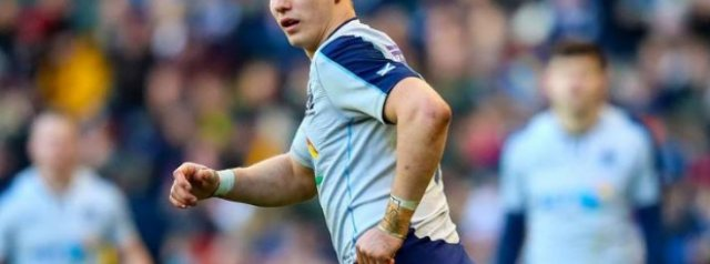 Jamie Ritchie Ignores Lions Hype to Focus on Pro14