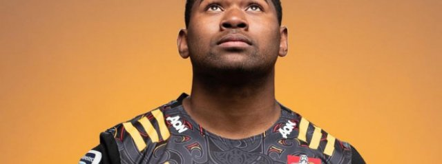 Waisake Naholo's brother Kini set to make his Super Rugby debut for the Chiefs