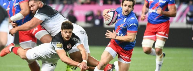 Results of Covid testing spell trouble for Stade Francais