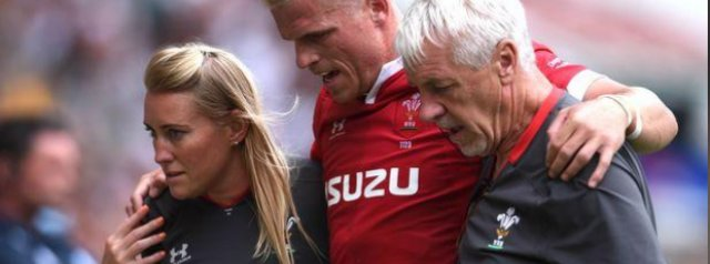 Gareth Anscombe's injury woes continue