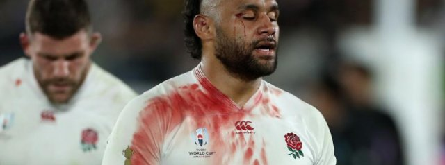 Billy Vunipola believes he let down England at last year's World Cup