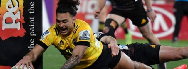 Super Rugby Aotearoa: Top Five Players Of The Day