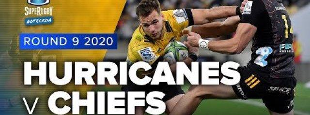 Super Rugby Aotearoa | Hurricanes v Chiefs - Rd 9 Highlights