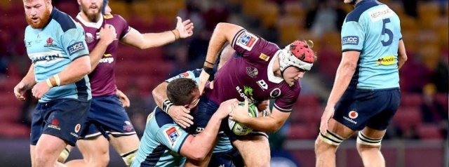 Top stats performers from Round 6 of Super Rugby AU