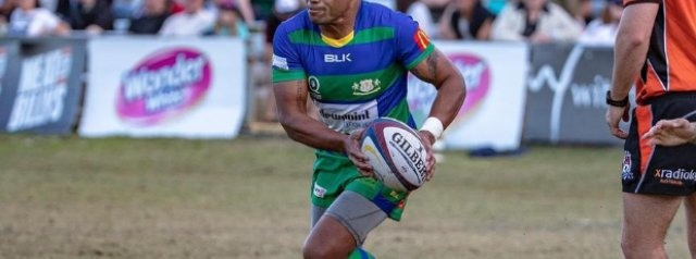 Will Genia scores on his return to Aussie club rugby