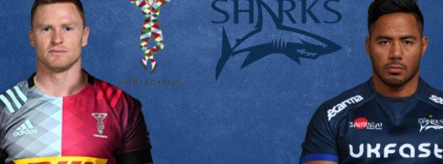 The Premiership Returns | Harlequins v Sale Sarks: Line Ups, Preview & Stats