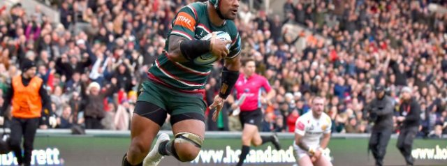 Premiership | Exeter Chiefs v Leicester Tigers line ups, stats and more