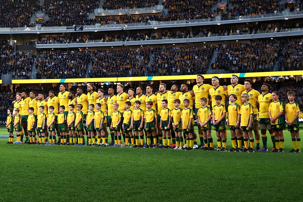 16 Uncapped Players In The Wallaby Squad Ultimate Rugby Players News Fixtures And Live Results