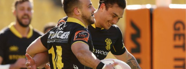 Wes Goosen set to earn his 50th cap as Wellington name a strong starting line up including both Savea brothers