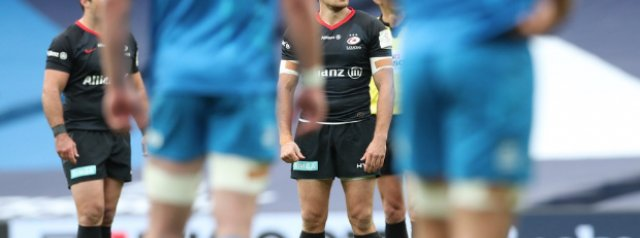 WATCH: Alex Goode scores a beauty against Leinster