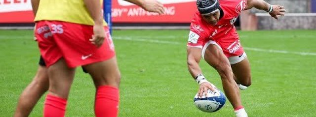 Champions Cup Highlights: Toulouse v Ulster Rugby