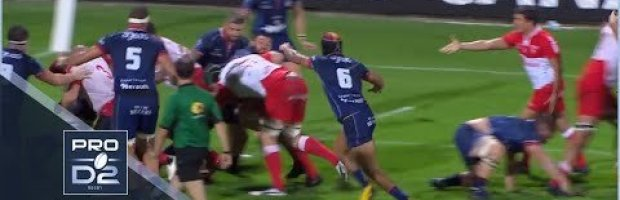 PRO D2 HIGHLIGHTS: Biarritz Olympique vs Béziers Hérault