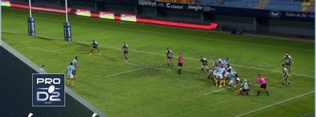 PRO D2 HIGHLIGHTS: Perpignan vs Rouen