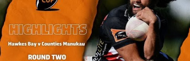 Mitre 10 Cup Highlights: Hawke's Bay Vs Counties Manukau