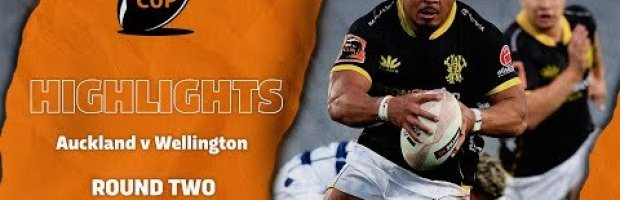 Mitre 10 Cup Highlights: Auckland Vs Wellington