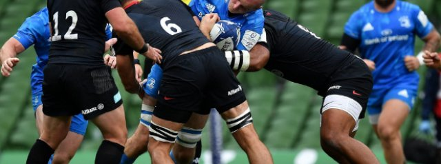 Rhodes to face disciplinary hearing after Saracens win