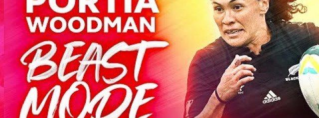 Portia Woodman | New Zealand's Phenom | Top 10 Tries