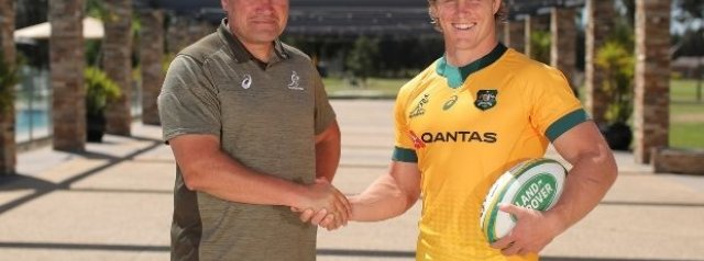 Hooper re-appointed Wallabies skipper