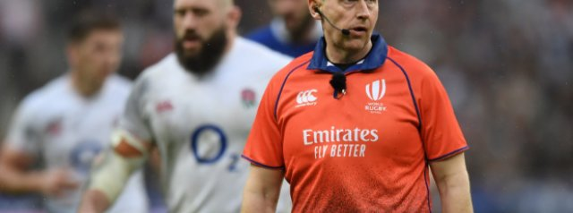 Nigel Owens reaches unprecedented milestone