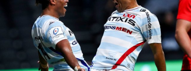 Team News: Thomas returns for Racing 92, Saracens are unchanged