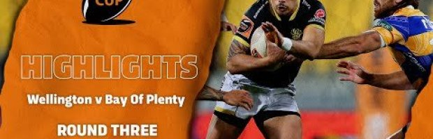Mitre 10 Cup RD 3 HIGHLIGHTS | Wellington v Bay Of Plenty