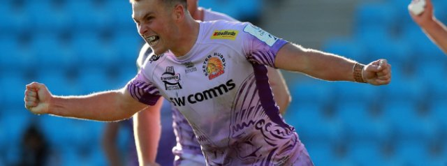 Exeter Outmuscle Giants Toulouse To Reach Their First European Final