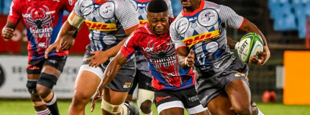 Try-fest at Loftus as Rugby Returns in South Africa