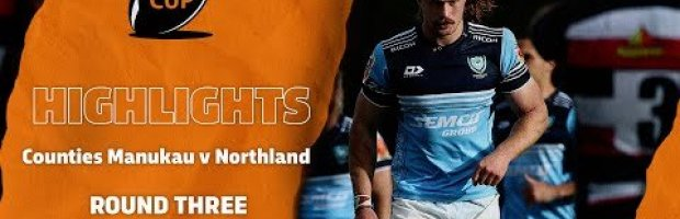 Mitre 10 Cup RD 3 Highlights: Counties Manukau v Northland