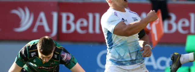 Rohan Janse van Rensburg wings it for Sale, Alex Mitchell returns for Saints