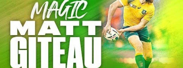 Matt Giteau | Top 10 Plays at Rugby World Cup