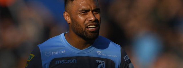 Wales Hopeful Willis Halaholo Returns After 11 Months On The Sidelines