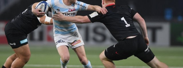 Racing 92's Road to the Champions Cup Final