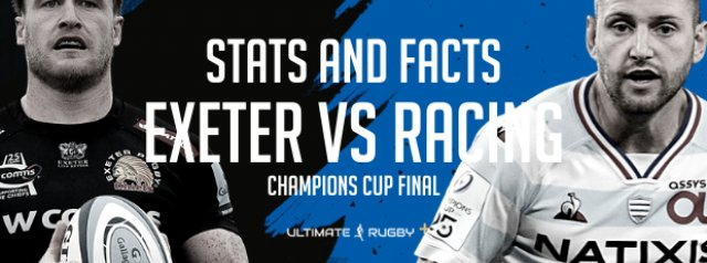 Stats and Facts: Exeter Chiefs v Racing 92