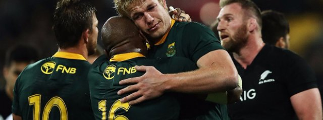 Report: Springboks withdraw from Rugby Championship