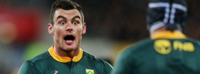 Confirmed: Springboks withdraw from Rugby Championship