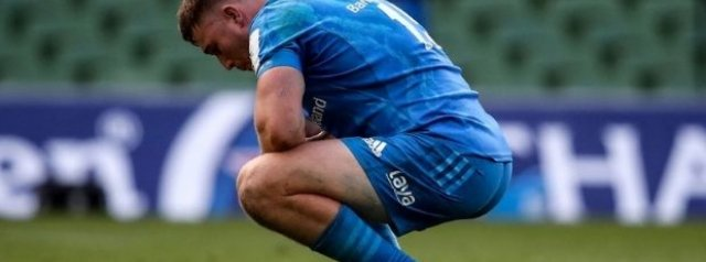 Jordan Larmour ruled out for 16 weeks