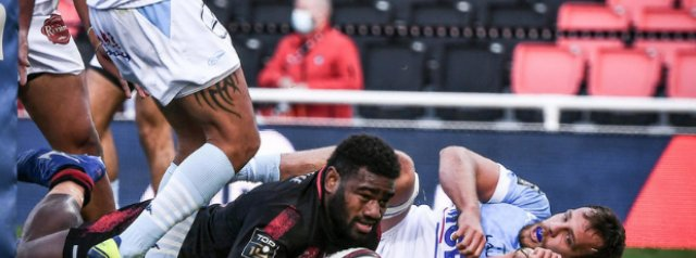 Top 14: Round 5's results & stand-out players