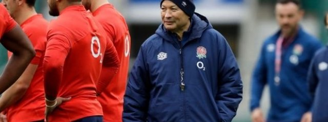 Eddie Jones names 32-player squad for Barbarians