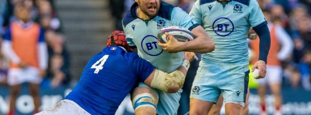 Nick Haining's comments ahead of Scotland's internationals
