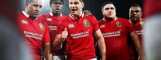 British & Irish Lions to play Japan in Edinburgh