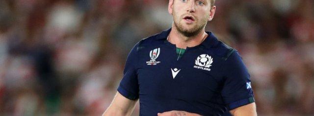Scotland Team To Face Georgia: Two Debutants As Finn Russell Returns