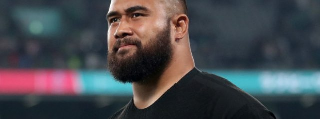 All Black prop joins the Blues