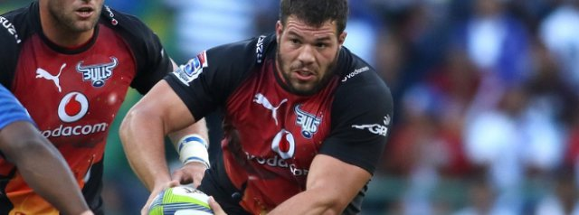 Marcel van der Merwe returns to the Bulls